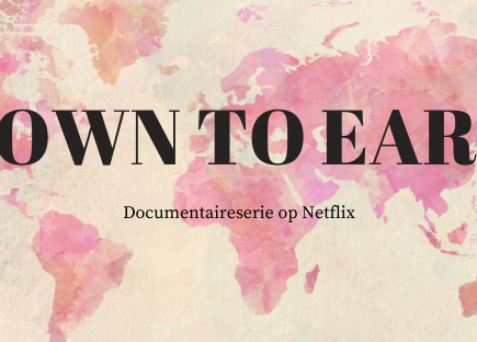 Omslag down to earth - docuserie op netflix